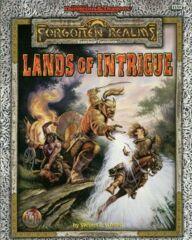 AD&D(2e) Forgotten Realms - Lands of Intrigue Box Set 1159