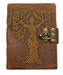 3008 Tree Woman Journal