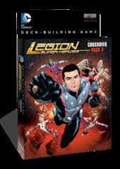 DC Deckbuilding Game - Crossover Pack 3 Legion Of Super-Heroes