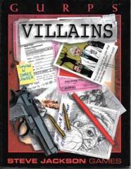 GURPS Villains 6416