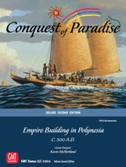 Conquest of Paradise (Deluxe 2nd Edition)