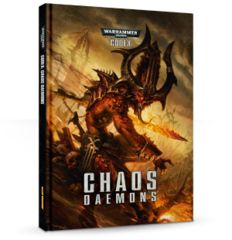 40k Codex: Chaos Daemons (old)