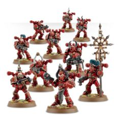 40k Chaos Space Marines: Squad (Old Box)