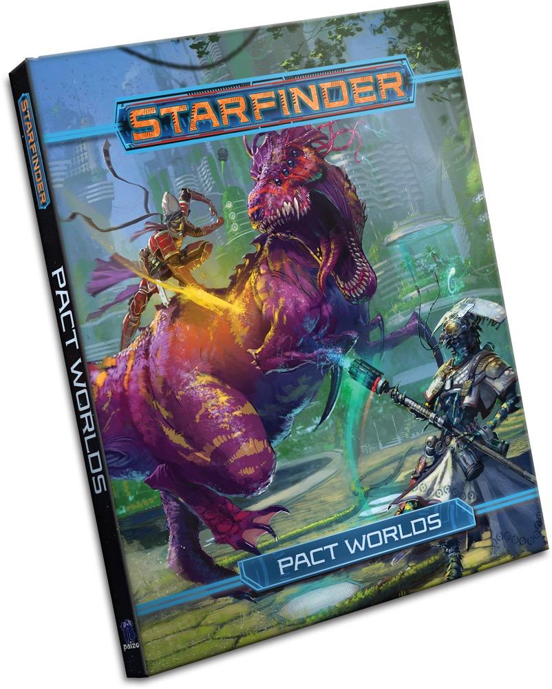 Starfinder - Pact Worlds