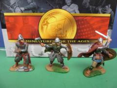 Conte Viking CAPED CRUSADERS (3 figures)  #VIK011