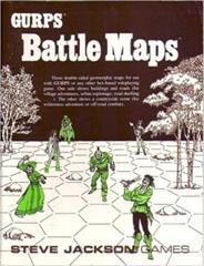 GURPS Battle Maps 6400