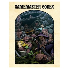 5E - Gamemaster Codex