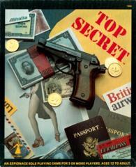 Top Secret - Box Set 7006