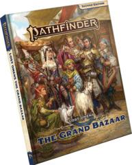 Pathfinder RPG: Lost Omens - The Grand Bazaar Hardcover (P2)