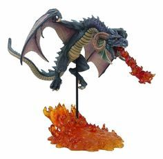 Pacific 8765 Flaming Dragon