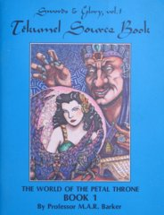 Empire of the Petal Throne - Swords & Glory Vol 1 Tekumel Source Book (1987) 1101