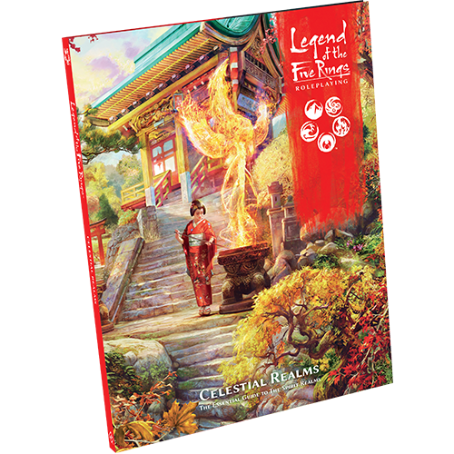 L5R12 Legend of Five Rings: Celestial Realms