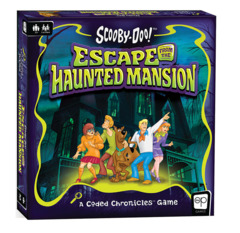 Scooby Doo - Excape from the Haunted Mansion