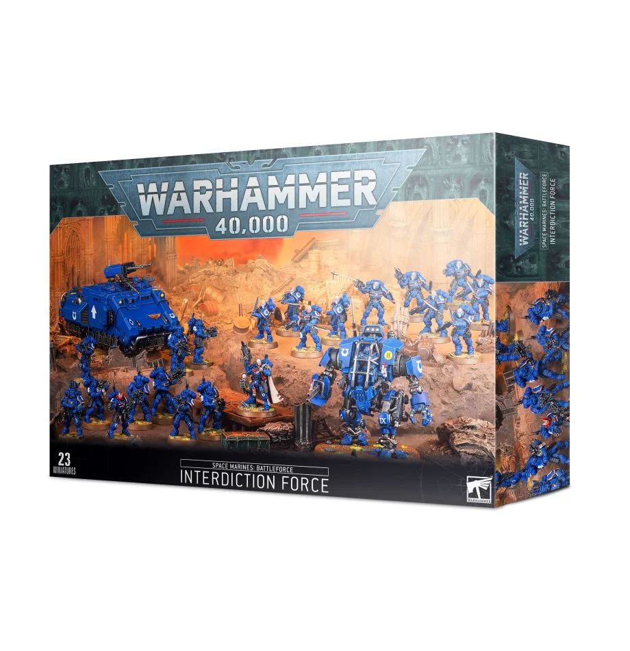 Space Marines: Battleforce – Interdiction Force