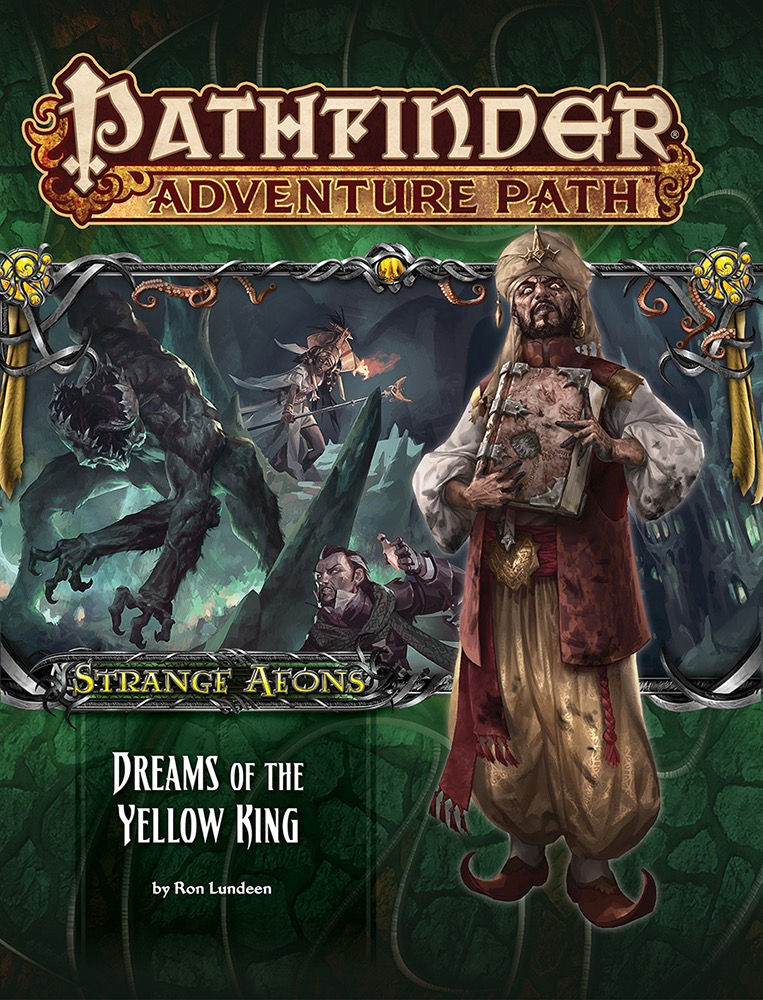 Pathfinder Strange Aeons #3 Dreams of the Yellow King