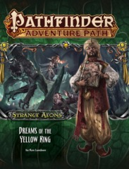 Pathfinder Strange Aeons #3 Dreams of the Yellow King