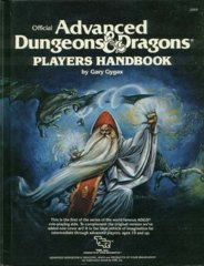 AD&D - Players Handbook (1983) HC 2010