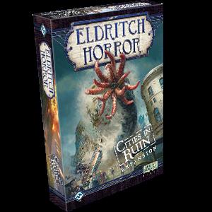 Eldritch Horror - Cities in Ruin