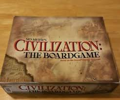 Sid Meiers Civilization: The Boardgame Eagle Games