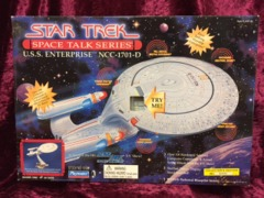 Star Trek Space Talk Series: Enterprise D