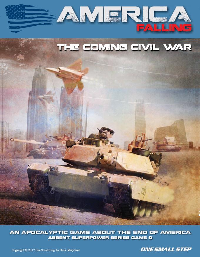 America Falling - The Coming Civil War