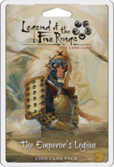 Legend of the Five Rings: The Emperor's Legion Lion Clan Pack