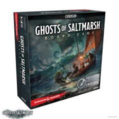 Ghosts of Saltmarsh Board Game Expansion - Premium Edition