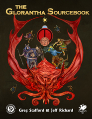 The Glorantha Sourcebook CHA 4033