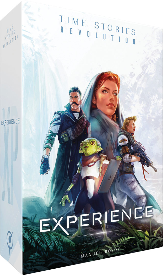 T.I.M.E. Stories: Revolution Experience Expansion