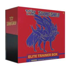Pokemon - Sword & Shield - Elite Trainer Box