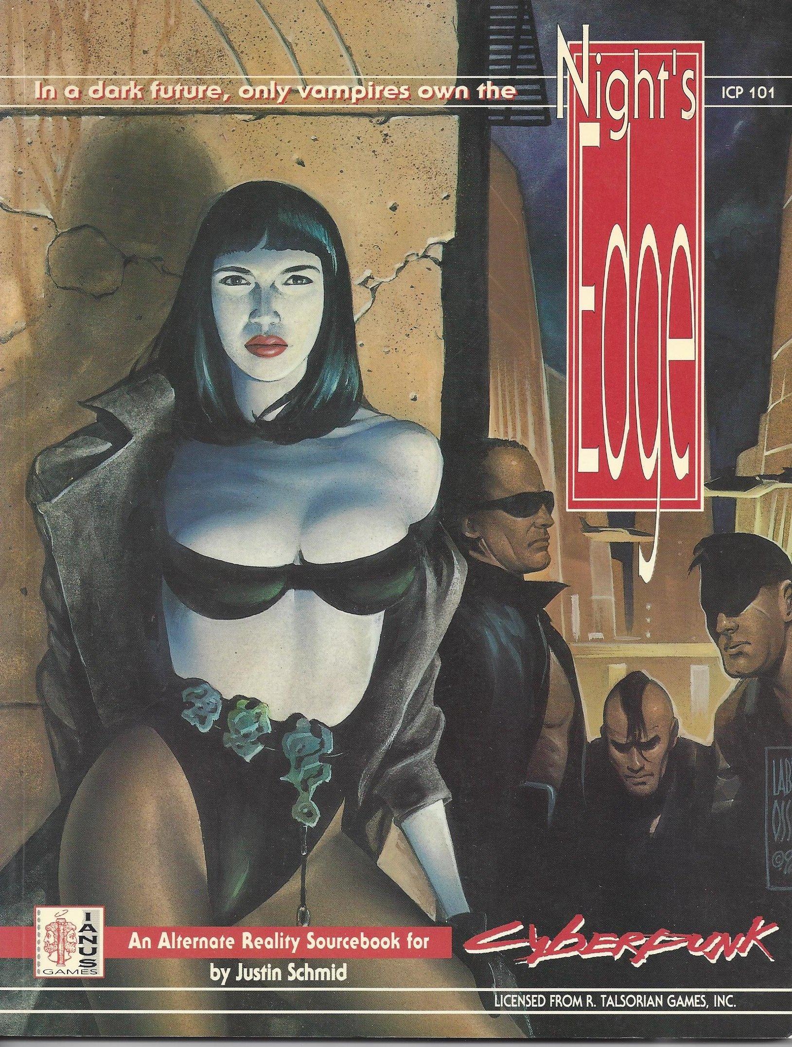 Cyberpunk - Nights Edge - 101