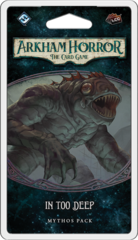 AHC53 - Arkham Horror the Card Game: In Too Deep