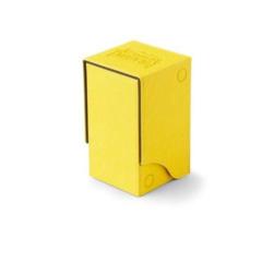 Dragon Shield Nest +100 Deck Box Yellow