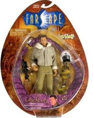 Farscape John Crichton Toy Vault Action Figure Series 1