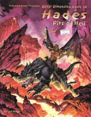 Hades Pits of Hell (Rifts Dimension Book 10)