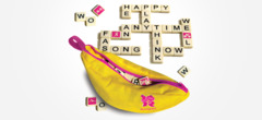 Bananagrams - London 2012 Olympic Games Edition