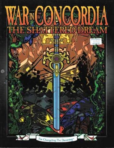 Changeling: War in Concordia 7309