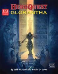 HeroQuest Glorantha HC (2015)
