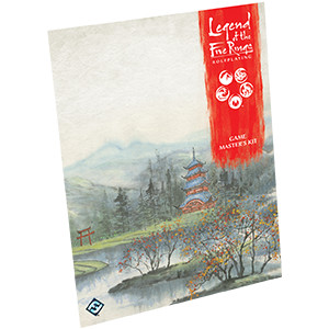 L5R05 Legend of Five Rings: Game Masters Kit