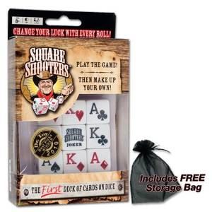 Square Shooters Game Kit