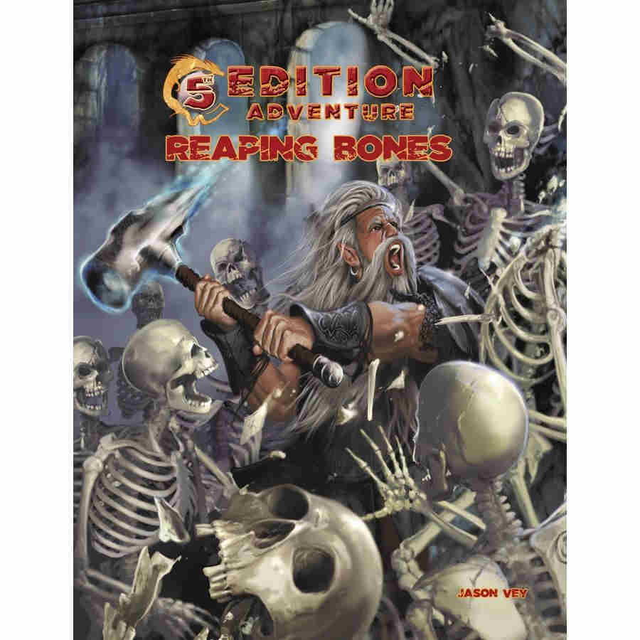 5th Edition Adventure - Reaping Bones