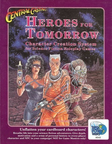 Central Casting - Heroes for Tomorrow 8543