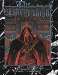 Vampire: The Dark Ages The Ashen Knight WW2826
