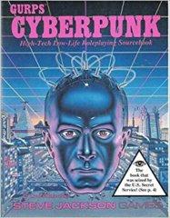 GURPS Cyberpunk Steve Jackson Games