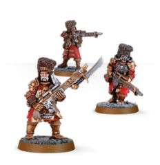 Imperial Guard Vostroyan Troopers 1