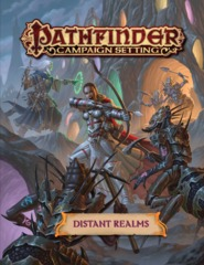Pathfinder Campaign Setting - Distant Realms 92109