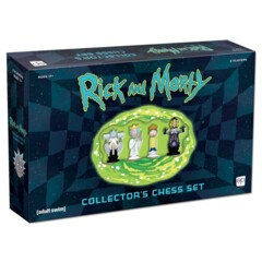 Rick and Morty Chess