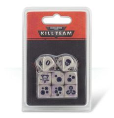 Kill Team - Gellerpox Infected Dice