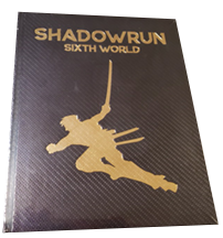 Shadowrun 6th Edition - Core Rulebook Limited Edition