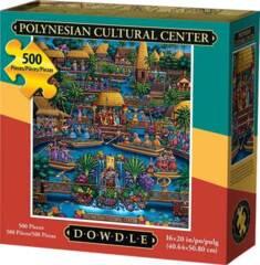 500pc - Polynesian Curtural Center